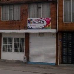 Pinturas Cromaticolor en Bogotá