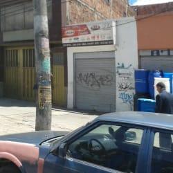 Multipartes JCK en Bogotá