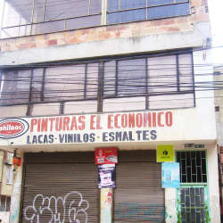 Pinturas El Económico en Bogotá