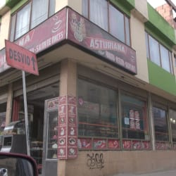Panaderia Asturiana en Bogotá