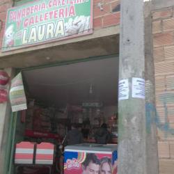 Panaderia Cafeteria y Galleteria Laura en Bogotá