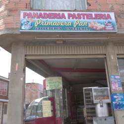 Panaderia Pasteleria Primavera Pan en Bogotá
