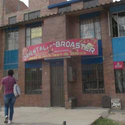 Oriental Broaster  en Bogotá