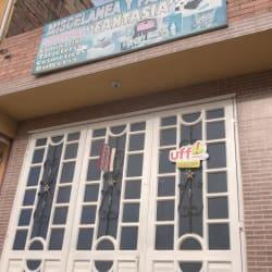 Miscelanea y Papeleria Fantasia en Bogotá