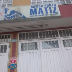 Merca Punto Matiz en Bogotá
