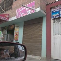 Intimidades Rosy en Bogotá
