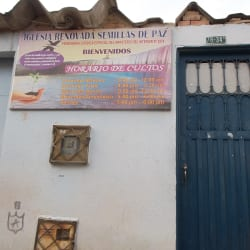 Iglesia Renovada Semillas De Paz en Bogotá