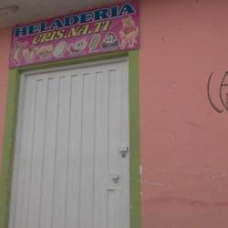 Heladeria Cris.na.ti en Bogotá