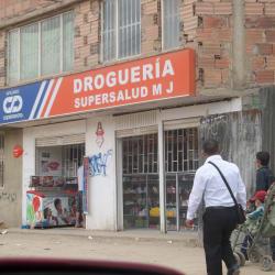 Drogueria Supersalud MJ en Bogotá