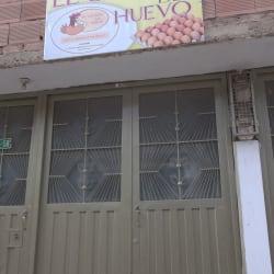El Galpon Del Huevo en Bogotá