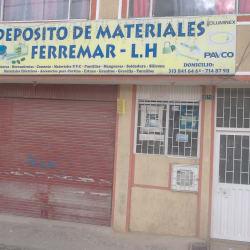 Deposito De Materiales Ferremar- LH en Bogotá