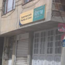 Supermercado Puerta Al Llano en Bogotá