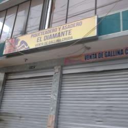 Piqueteadero y Asadero El Diamante en Bogotá