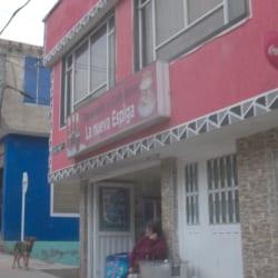 Panaderia Cafeteria La Nueva Espiga en Bogotá