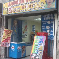 Almacén La Bodeguita Peruana en Santiago
