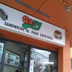 Gasy Sandwich Al Paso en Santiago