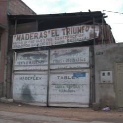 Maderas El Triunfo en Bogotá