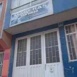 Maderas San Diego en Bogotá