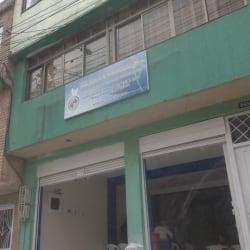 Iglesia Evangelica Jesucristo Olor Fragante en Bogotá