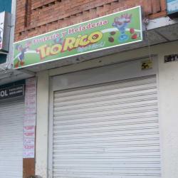 Frutería y Heladería Tio Rico en Bogotá