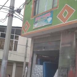 Espumas y Colchones Carrera 7C Este con 107 en Bogotá