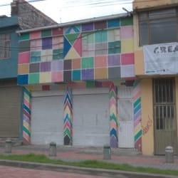 Fabrica De Pinturas Carrera 1 con 89A en Bogotá