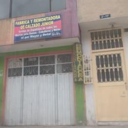 Fabrica y Remontadora De Calzado Junior en Bogotá