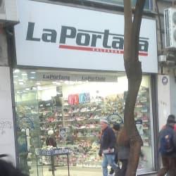 La Portada Ahumada en Santiago