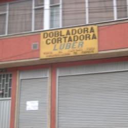 Dobladora Cortadora Luber en Bogotá