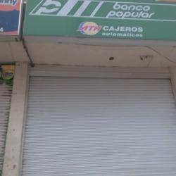 Cajero Banco Popular Calle 91 Sur con 6  en Bogotá