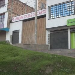 Cajero Servibanca Carrera 13 con 81A en Bogotá