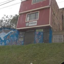 Dejando Huellas en Bogotá