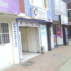 Walther Peluqueria en Bogotá