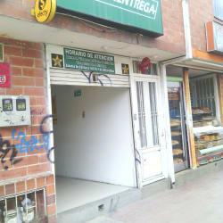 Servientrega Calle 34 con 1A en Bogotá