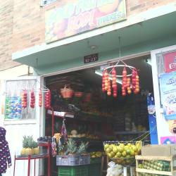 Solo Frutas Rodi Viveres en Bogotá