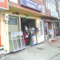 Supermercado Idema en Bogotá
