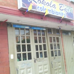 Rockola Bar Colombianita en Bogotá