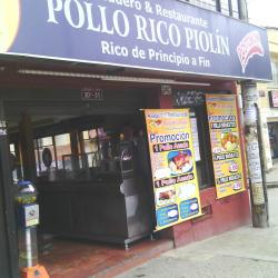 Pollo Rico Piolin en Bogotá