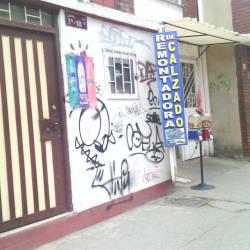 Remontadora De Calzado Calle 32 con 7B en Bogotá