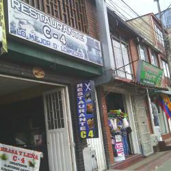 Restaurante C-4  en Bogotá