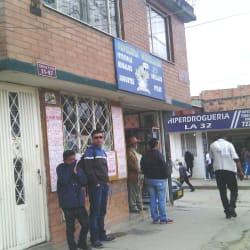 Papeleria Miscelanea Carrera 9 Este con 31 en Bogotá