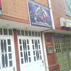 Peliculas Johan Andrea en Bogotá