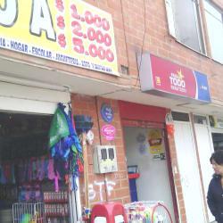 Paga Todo Para Todo Calle 34 con 1 en Bogotá