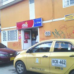 Paga Todo Para Todo Calle 32 con 7A en Bogotá