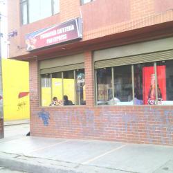 Panaderia Cafeteria Pan Express en Bogotá