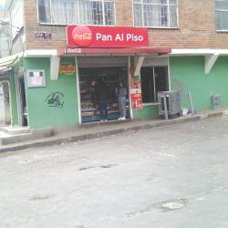 Pan Al Piso en Bogotá