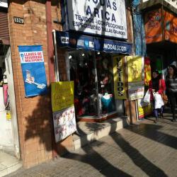 Modas Arica en Santiago