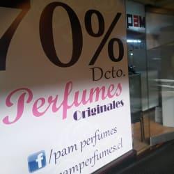 Pam Perfumes en Santiago