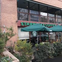 Starbucks - Territoria en Santiago