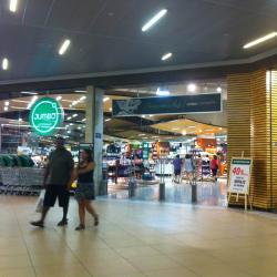 Supermercado Jumbo - Mall Costanera Center en Santiago